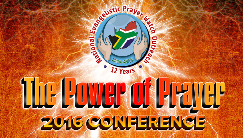 Power of Prayer Conference 2016